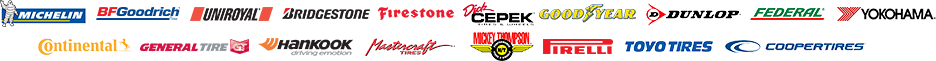 Tire Brands in Salem MO, Rolla MO, and Licking MO at Hubbs Tire Center